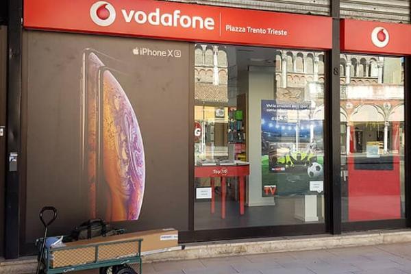 Applicazione Vodafone Ferrara