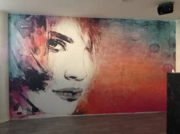 decorazione-murale-carta-parati-effetto-muro