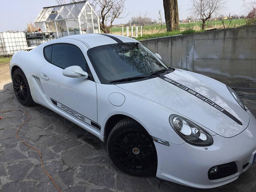 Fascia Porsche