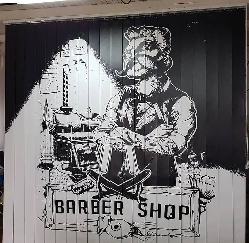 Tenda Barber Shop