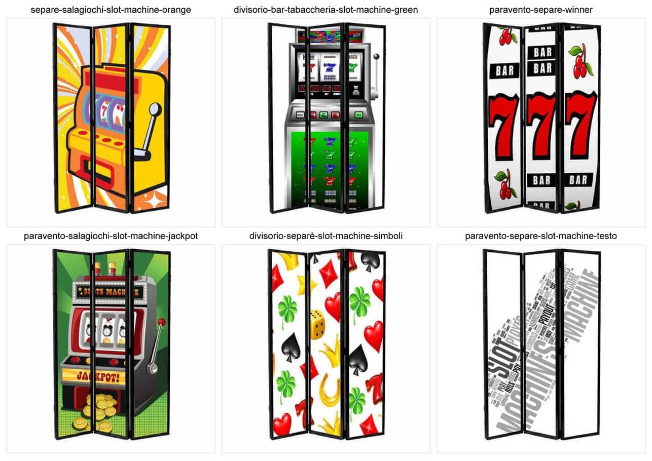 Installazione slot machine tabacchi