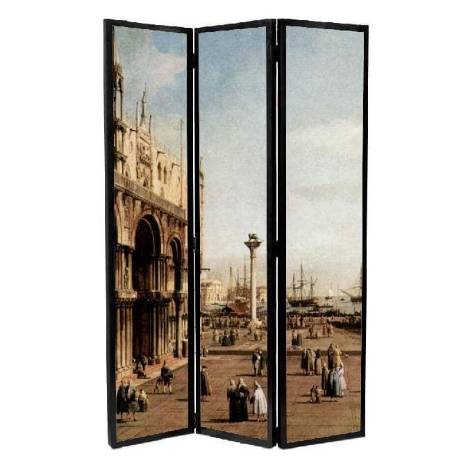 Paravento Canaletto 3
